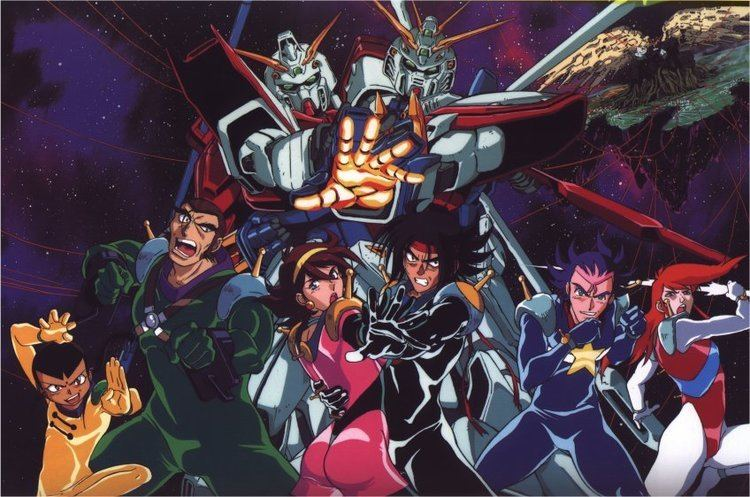 Mobile Fighter G Gundam Anime Mobile Fighter G Gundam Anime Forum Neoseeker Forums