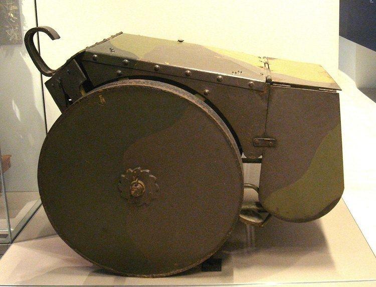 Mobile personnel shield