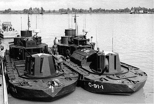 Mobile Riverine Force The Brown Water Navy in Vietnam