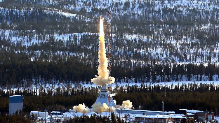 Mobile Rocket Base