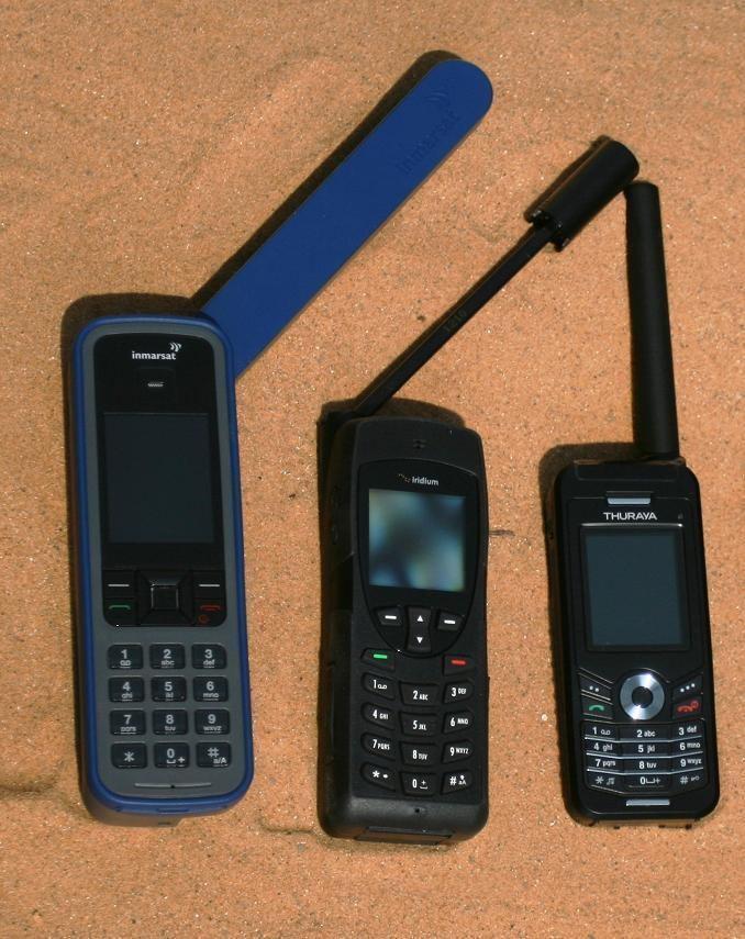 Mobile-satellite service