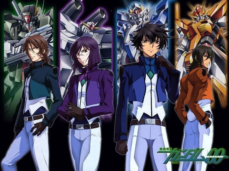Mobile Suit Gundam 00 the Movie: A Wakening of the Trailblazer movie scenes Mobile Suit Gundam 00 the Movie A Wakening of the Trailblazer English Dubbed images pictures