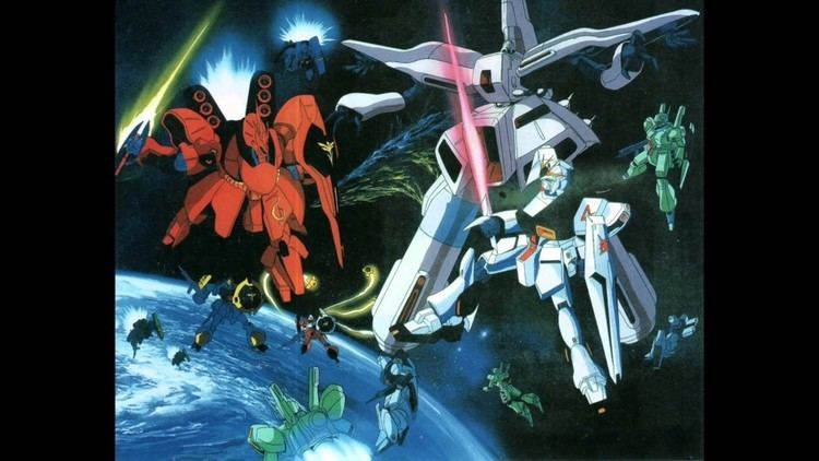 Mobile Suit Gundam Chars Counterattack Alchetron The Free Social Encyclopedia