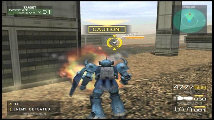 Mobile Suit Gundam: Federation vs. Zeon Let39s Play Mobile Suit Gundam Federation VS Zeon Zeon Part 15