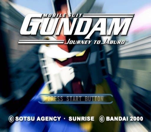 Mobile Suit Gundam: Journey to Jaburo Mobile Suit Gundam Journey to Jaburo USA ISO lt PS2 ISOs