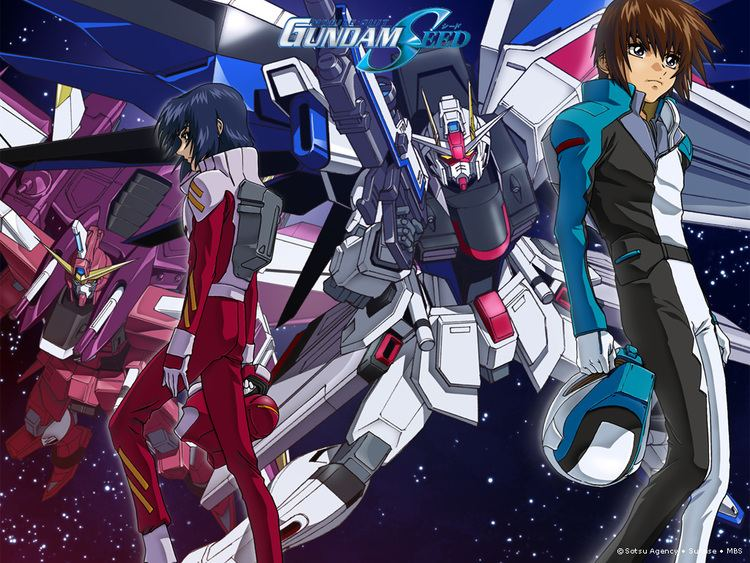 Mobile Suit Gundam SEED Mobile Suit Gundam Seed Madman Entertainment