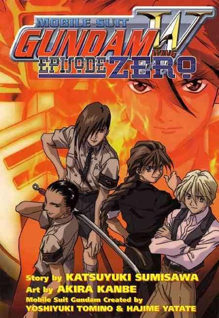 Mobile Suit Gundam Wing: Episode Zero t1gstaticcomimagesqtbnANd9GcSZMpxABmESY3143o