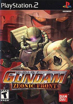 Mobile Suit Gundam: Zeonic Front httpsuploadwikimediaorgwikipediaen33aMob