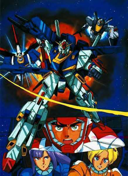 Mobile Suit Gundam ZZ 1000 images about Mobile Suit GundamZZ on Pinterest A character