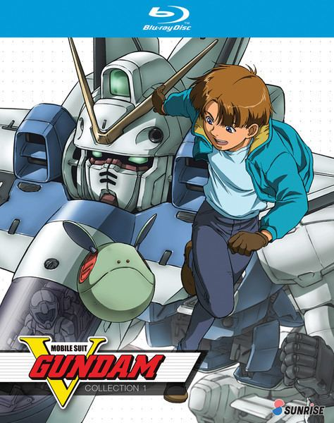 Mobile Suit Victory Gundam Suit V Gundam Collection 1 Bluray
