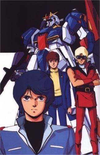 Mobile Suit Zeta Gundam Mobile Suit Zeta Gundam Pictures