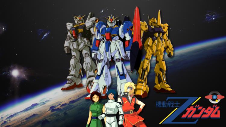 Mobile Suit Zeta Gundam AnimeSupreme Mobile Suit Zeta Gundam 1080pDualAudio tehPARADOX