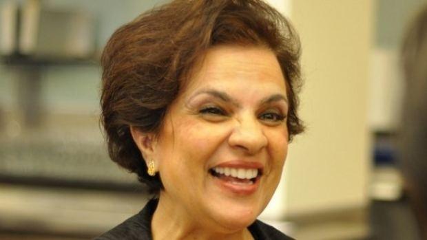 Mobina Jaffer BC Senator Mobina Jaffer slams Bill C51 British