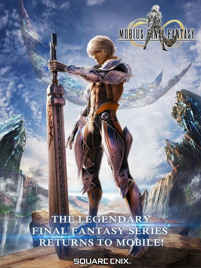 Mobius Final Fantasy MOBIUS FINAL FANTASY Android Apps on Google Play