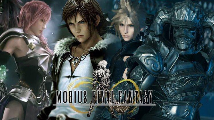 Mobius Final Fantasy Mobius Final Fantasy High Level Gameplay FF7 FF8 FF12 FF13