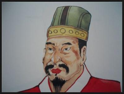Mobon of Goguryeo Asian Tyrants King Mobon of Goguryeo