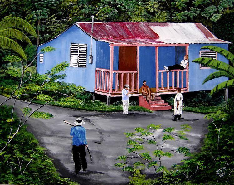 Moca, Puerto Rico Beautiful Landscapes of Moca, Puerto Rico
