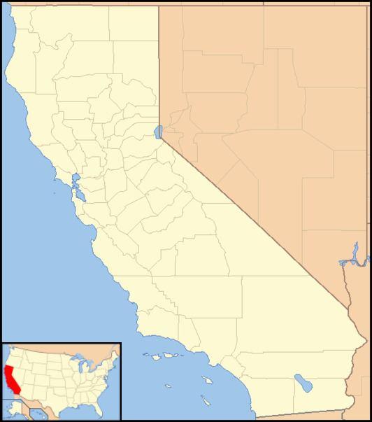 Moccasin, Plumas County, California