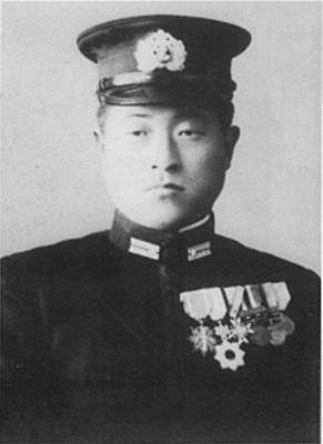Mochitsura Hashimoto Japanese Forces Mochitsura Hashimoto