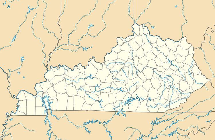 Mocking Bird Branch, Bell County, Kentucky