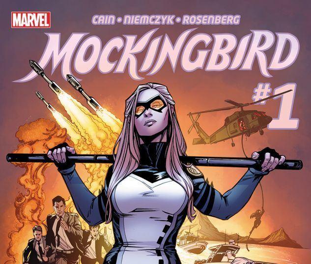 Mockingbird (Marvel Comics) Mockingbird 2016 1 Comics Marvelcom