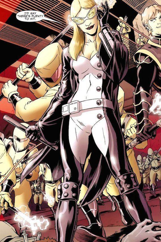 Mockingbird (Marvel Comics) See ampaposAgents of SHIELDampapossampapos Mockingbird costume vs the