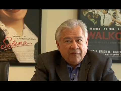 Moctesuma Esparza Latino Filmaker Moctesuma Esparza Los Angeles YouTube