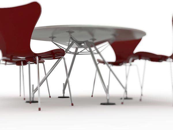 Model 3107 chair Atelier K99 Krembo99 Architecture Image Design Blog