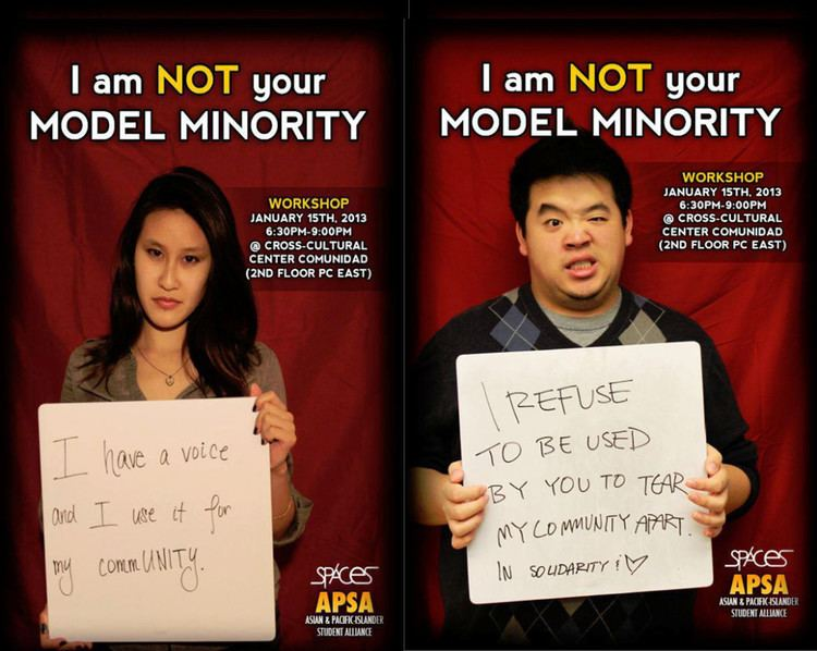 Model minority The Culture Canard of the Model Minority Myth how racial gaps in
