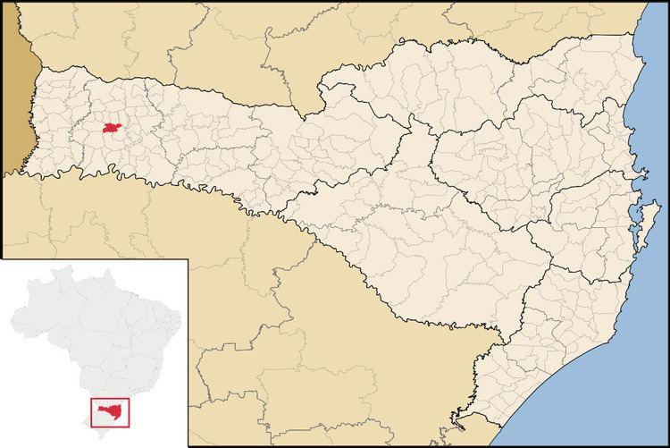 Modelo, Santa Catarina