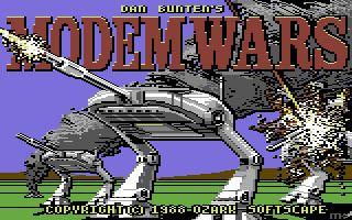 Modem Wars Download Modem Wars My Abandonware