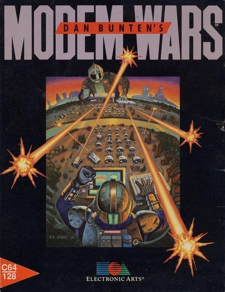 Modem Wars Modem Wars for Commodore 64 1988 MobyGames