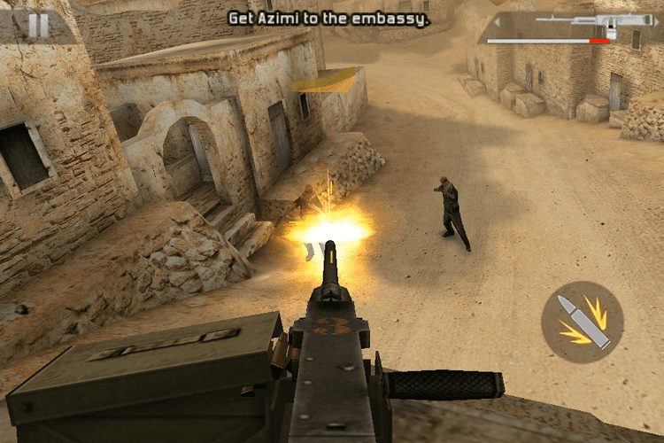 Modern Combat 2: Black Pegasus Modern Combat 2 Black Pegasus Review The Most Complete Experience