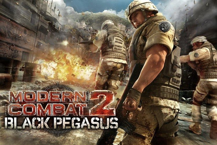 Modern Combat 2: Black Pegasus Modern Combat 2 Black Pegasus from Gameloft infiltrates the Android
