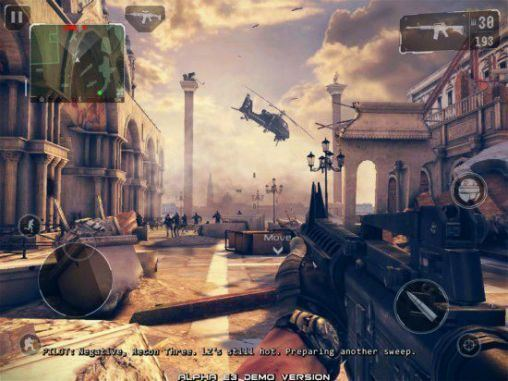 Modern Combat 5: Blackout Modern combat 5 Blackout v230g Android apk game Modern combat 5