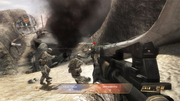 Modern Combat: Domination Modern Combat Domination Game PS3 PlayStation