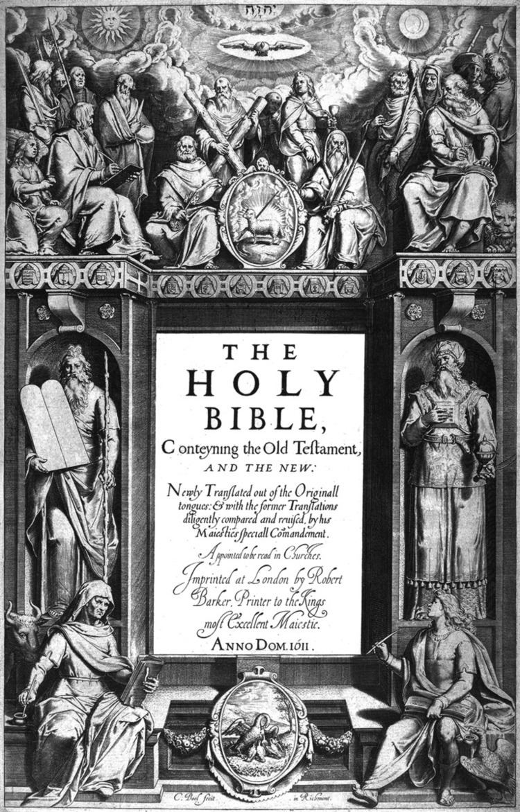 Modern English Bible translations