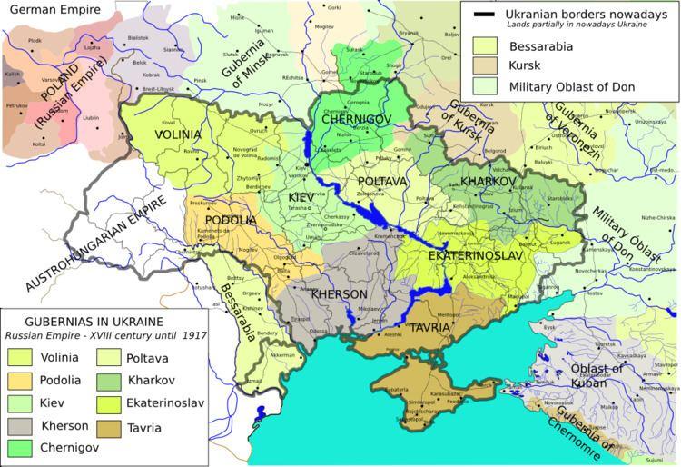 Modern history of Ukraine