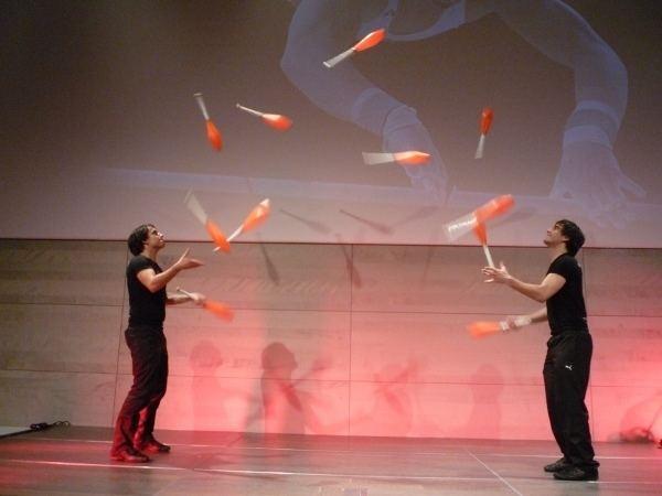 Modern juggling culture