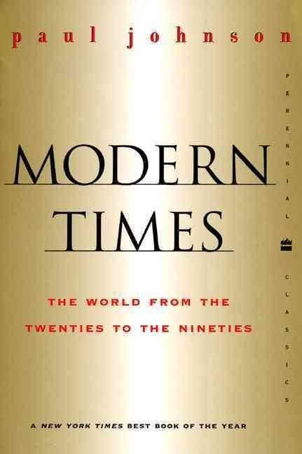 Modern Times: A History of the World from the 1920s to the 1980s t1gstaticcomimagesqtbnANd9GcQ7HgwvJ4Q9XS8S