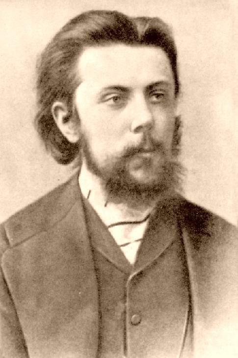 Modest Mussorgsky Modest Mussorgsky Quotes QuotesGram