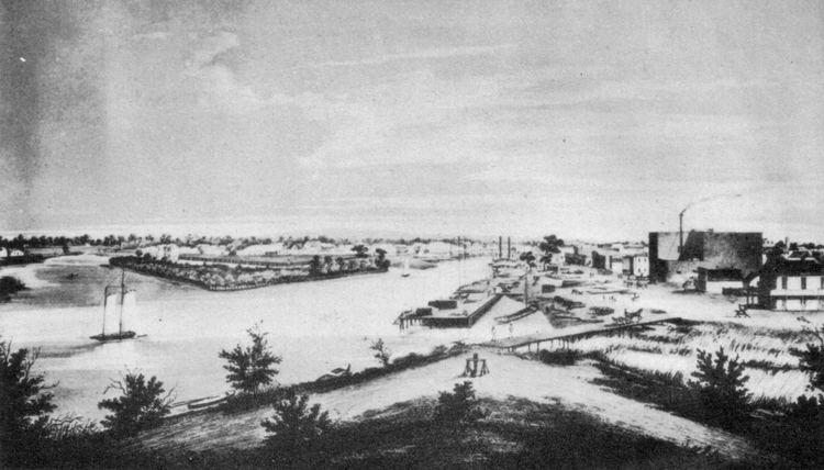 Modesto, California in the past, History of Modesto, California