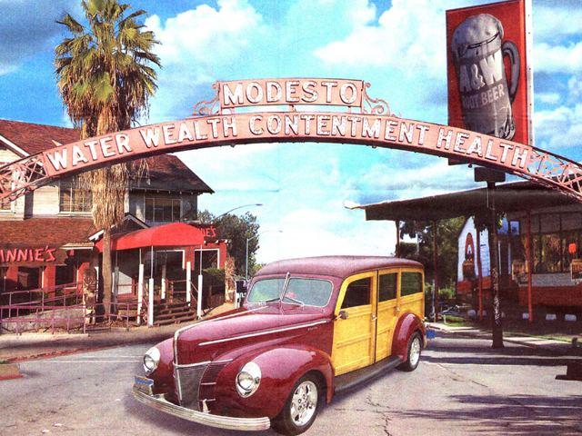 Modesto, California Tourist places in Modesto, California