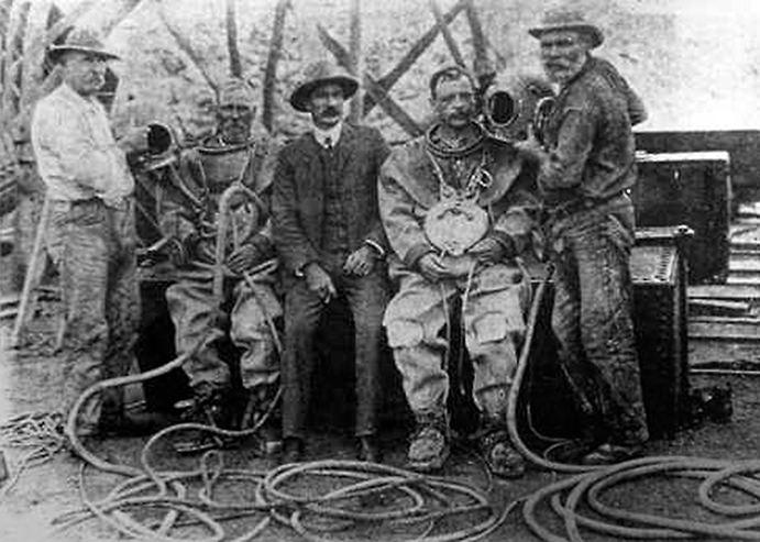 Modesto Varischetti The Entombed Miner Australasian Mine Safety Journal