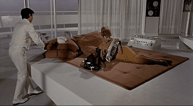 Modesty Blaise (1966 film) Pieces of Modesty Blaise Irenebrination Notes on Architecture