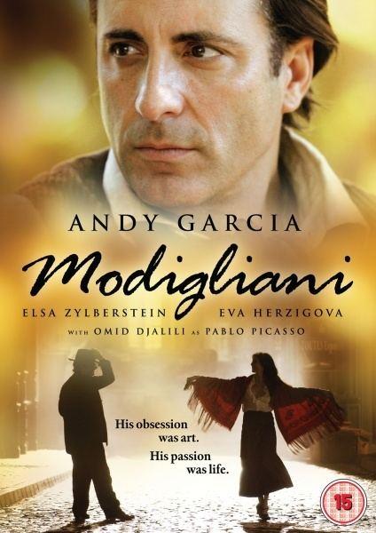Modigliani (film) High Fliers Films Release MODIGLIANI