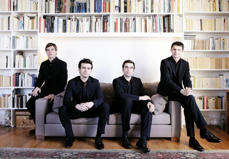 Modigliani Quartet Sabine Meyer amp Modigliani String Quartet Musica Viva Australia Blog