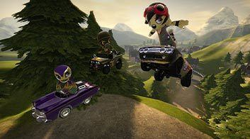 ModNation Racers ModNation Racers