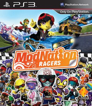 ModNation Racers ModNation Racers Wikipedia