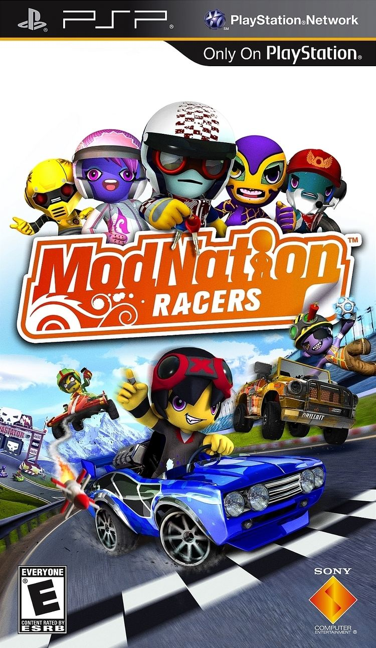 ModNation Racers ModNation Racers PlayStation Portable IGN